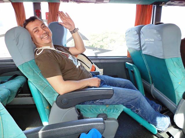 Arjantin otobüs