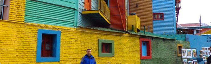 ARJANTİN - Rengarenk Buenos Aires
