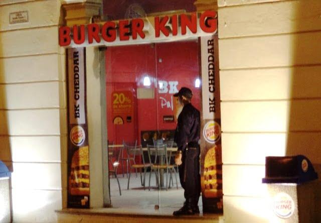 Burger King Palma Asuncion