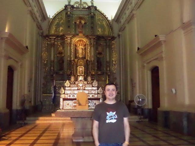 Catedral Metropolitana Asuncion