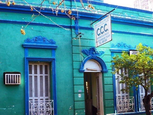 Centro Cultural de Capacitacion CCC El Paraguayo Independiente Asuncion