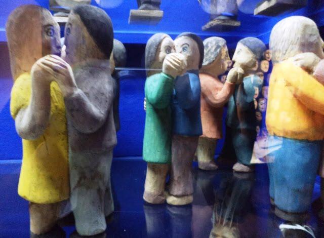 Centro de Artes Visuales Museo Del Barro Asuncion Paraguay