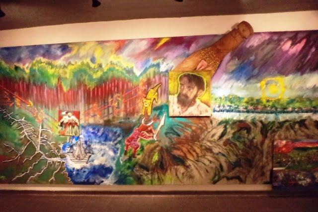Karina Yaluk, Misiones, La casa del reino