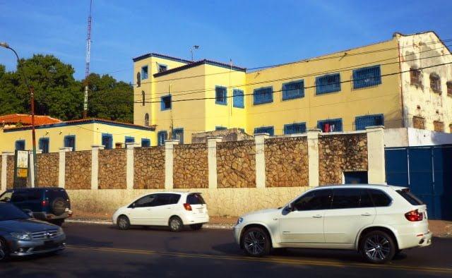 Cezaevi Prison Asuncion