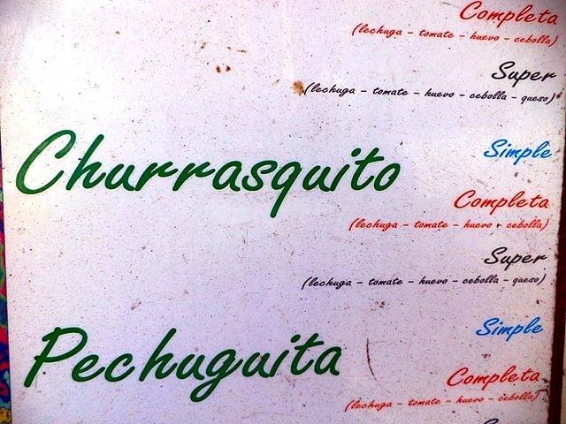 Churrasquito Arjantin yemek argentina food Buenos Aires cheap
