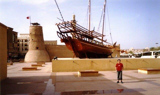 dubai müze gezi