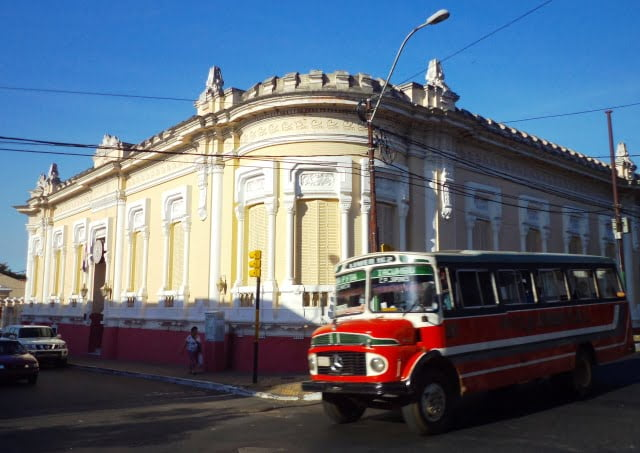 paraguay gezilecek yerler