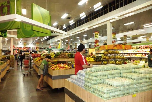 Super Muffato Market, Juscelino Kubitscheck Foz do Iguaçu.