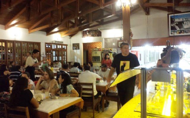 Foz do Iguaçu brezilya yemek