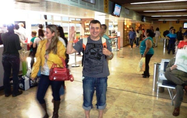 Foz do iguacu airport
