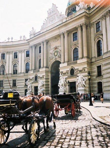 Hofburg-Habsburg Sarayi