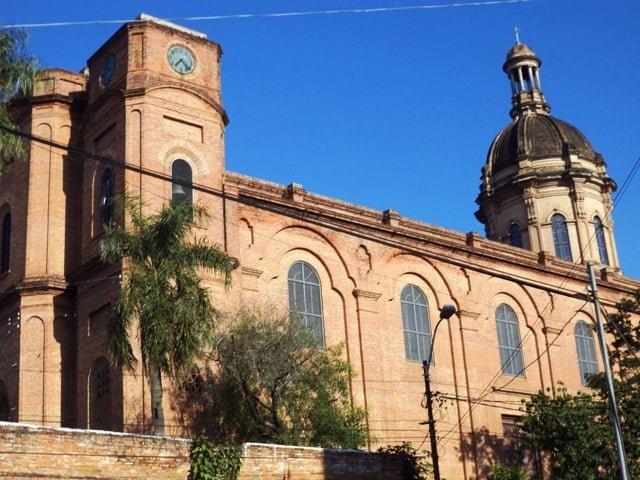 Iglesia de la Encarnacion Dirilis Kilisesi Asuncion