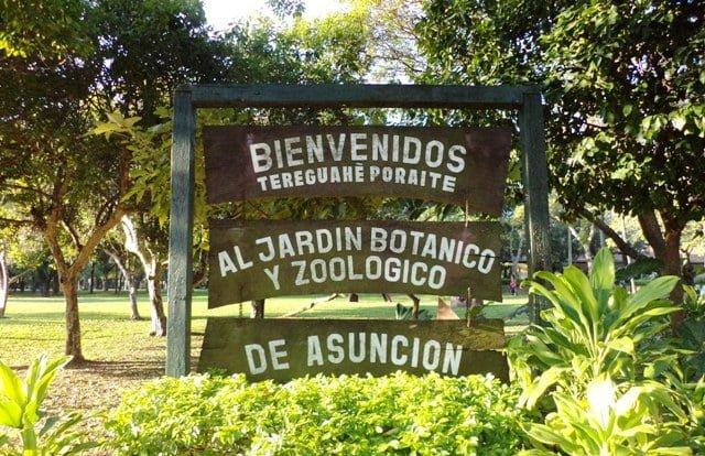 Jardin Botanico Asuncion