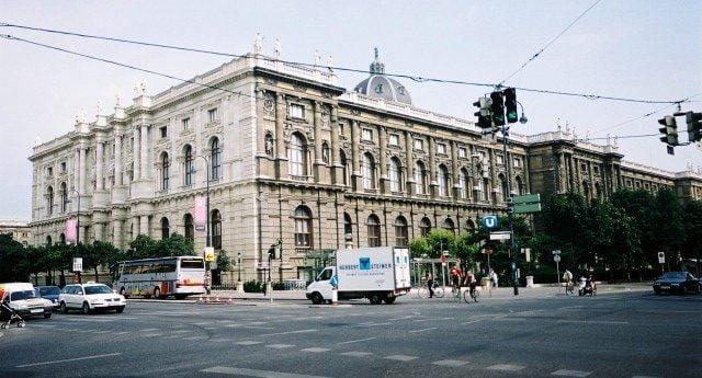 unsthistorisches-Museum-Vienna Austria