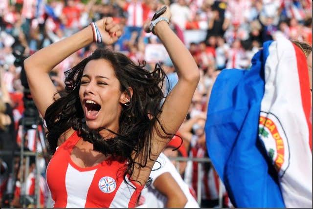 Paraguay Larissa Riquelme