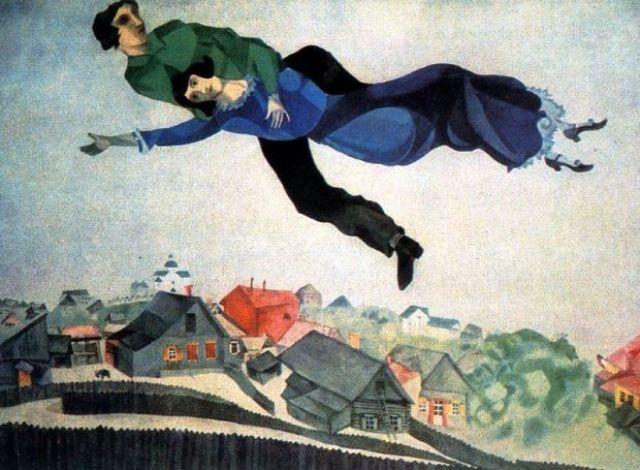 chagall beyaz rusya