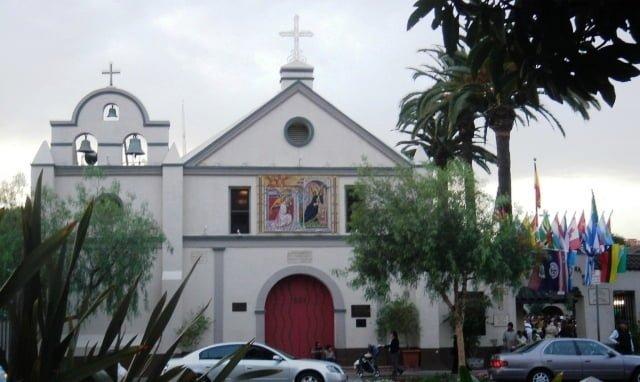 Olvera Street Los Angeles CA