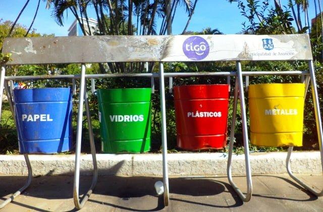 Asuncion Plaza de la Democracia Paraguay