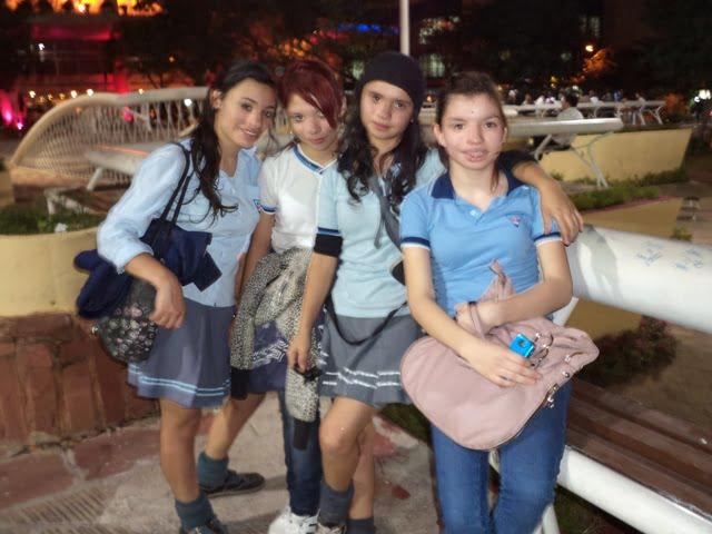 paraguay kızlar