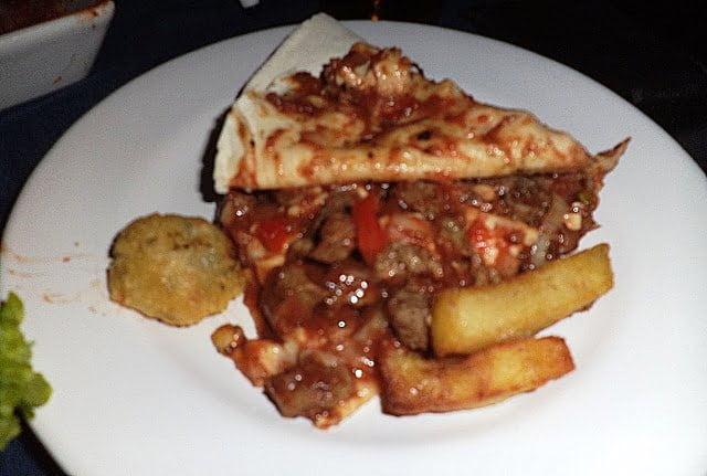 Arjantin yemekleri argentina food