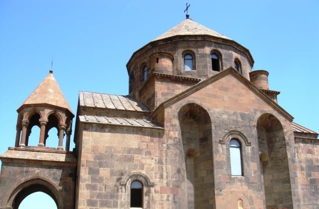 Saint Hripsime Church Echmiadzin