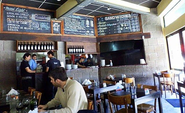 Buenos Aires lokanta