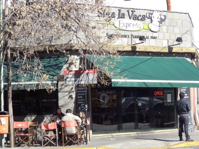 Siga la Vaca Parrilla Monroe Buenos Aires lokanta