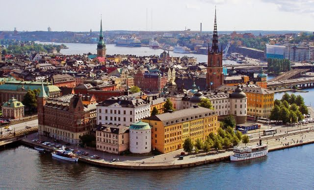 stockholm isveç gezi
