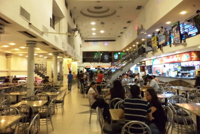 Villa Mora Shopping Center Marical Lopez Asuncion