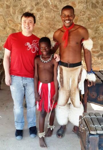 Geleneksel Afrika giysileri