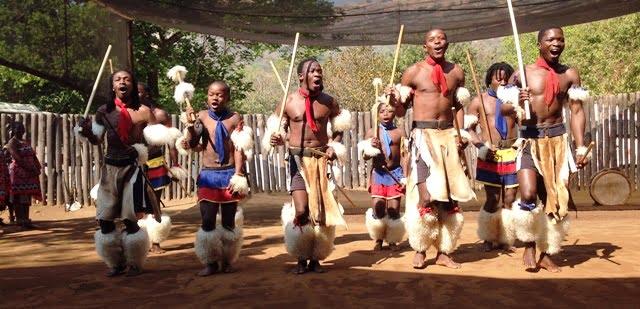 Afrika müzik