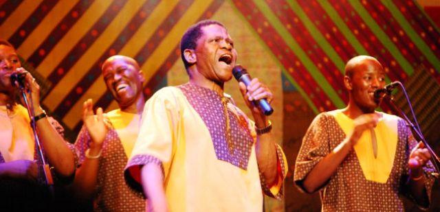 Afrika müzikleri
