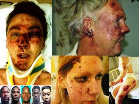 afrika şiddet suç