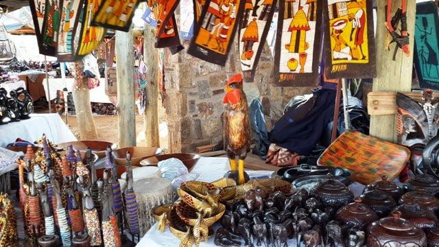 turistik şeyler afrika