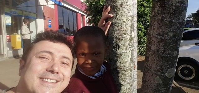 afrika çocuk