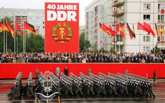 Doğu Almanya Berlin