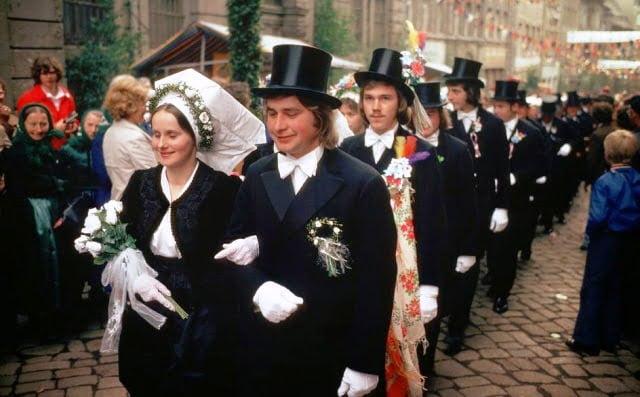 Alman düğünü