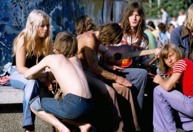 Alman hippy