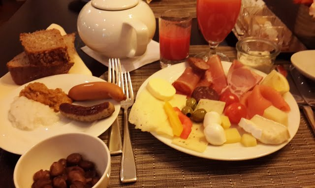 Alman kahvaltısı