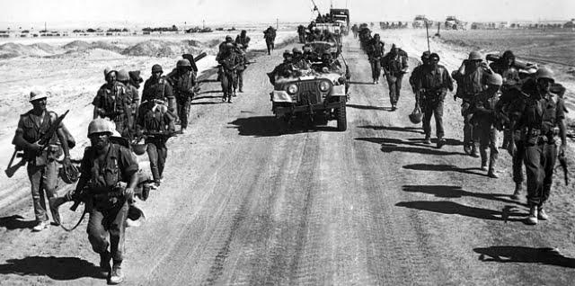 Arap İsrail Savaşı hakkında bilgi
