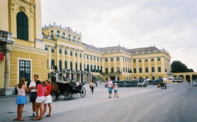 Avusturya gezilecek yerler