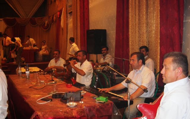 Azerbaycan düğünleri