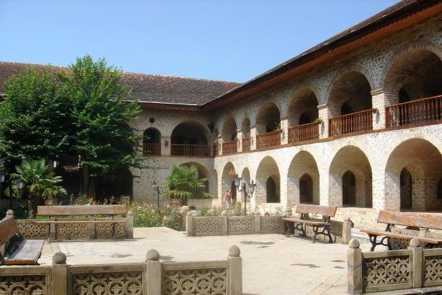 Gürcistan Azerbaycan Ermenistan gezisi