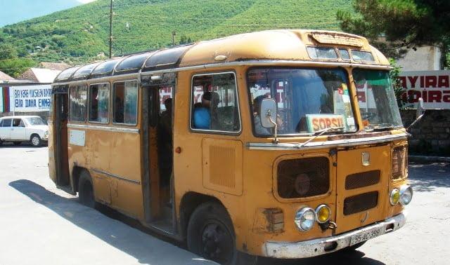 Azerbaycan ulaşım