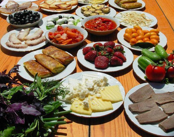 azeri yemekleri