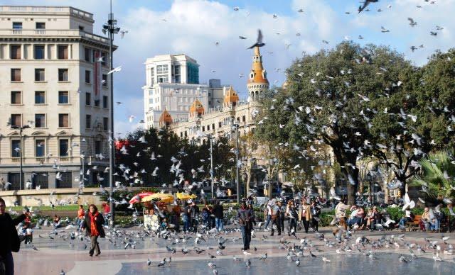 Barcelona görülecek yerler