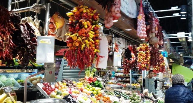 Barselona alışveriş