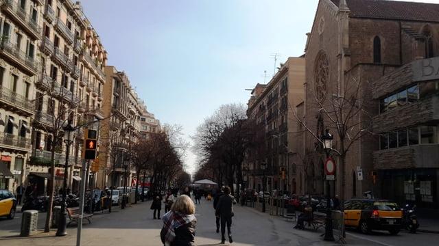 Barselona gezi yorum