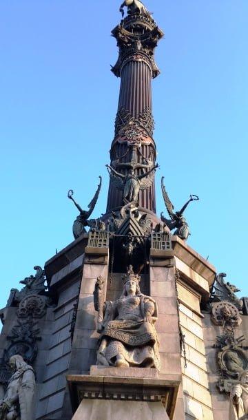 Barselona turistik yerler
