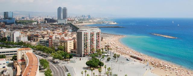 Barselona turistik